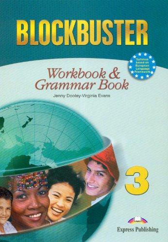 Blockbuster 3: Workbook & Grammar Book