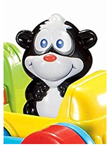VTech Pull and Learn Car Carrier Pull Toy - Replacement Skunk Figure - Learn Car Carrier