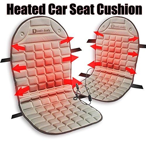 Heated Cart Seat - 6