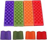 4 PCS Foam Seat Pad, Portable Folding Moisture-Proof Outdoor Cushion, Waterproof Sitting Mat Seat Cushion for