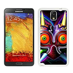 For Samsung Note 3,Majora Mask White Samsung Note 3 Case Online