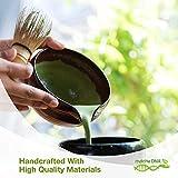 MatchaDNA Handcrafted Matcha Small Bowl Black