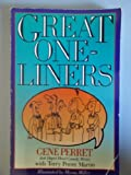 img - for Great One-Liners book / textbook / text book