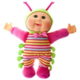 Cabbage Patch Kids 9 Inch Collectible Garden Party Softbody Cuties Doll, Callie Caterpillar