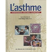 Asthme: Notions de base et interventions