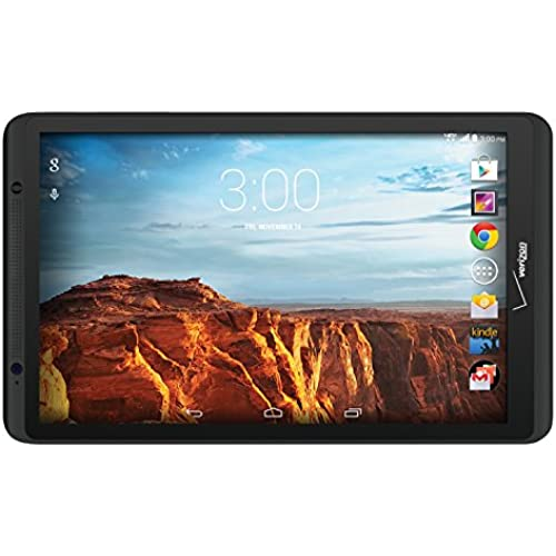 Verizon Ellipsis 8 4G LTE Tablet, Black 8-Inch 16GB (Verizon Wireless) Coupons