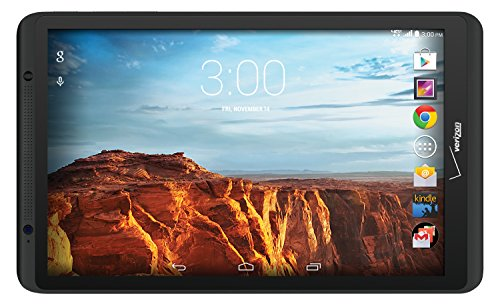 Verizon Ellipsis 8 4G LTE Tablet, Black 8-Inch 16GB (Verizon Wireless)