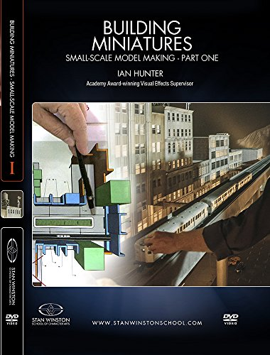 Building Miniatures: Small-Scale Model Making - Part 1
