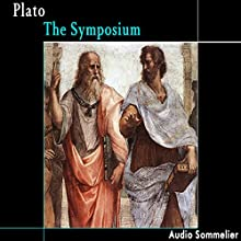 The Symposium Audiobook by  Plato, Benjamin Jowett - translator Narrated by Geoffrey Edwards