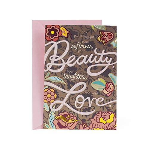Hallmark Mahogany Love Birthday Greeting Card (Beauty, Laugher, Love)