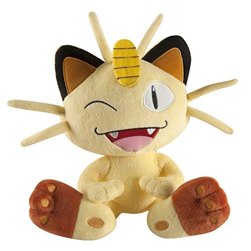 TOMY T18982 Pokemon Plush Meowth