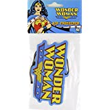 Enjoy It DC Comics Wonder Woman Logo Air Freshener, Orchid Scented