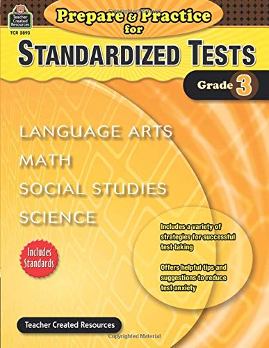 Prepare Practice Standardized Tests Grade product image