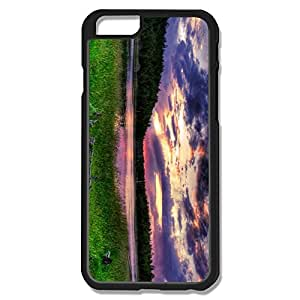 Morning Sky Plastic Perfect Case For IPhone 6