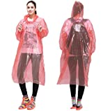Disposable Emergency Raincoat Poncho with
