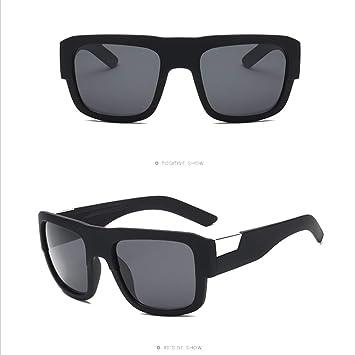 Nalkusxi Gafas de Gafas de Sol polarizadas para Hombres con protección UV 100% para Ciclismo