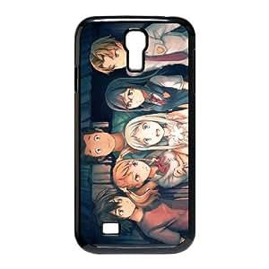 Samsung Galaxy S4 9500 Cell Phone Case Covers Black anohana Cxzg