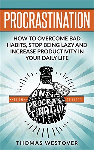 Procrastination Overcome Habits Increase Productivity ebook