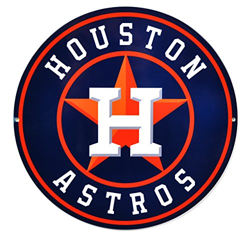 Authentic Street Signs Houston Astros 12