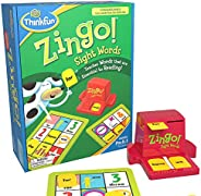 ThinkFun Zingo Sight Words Award Winning Early Reading Game for Pre-K to 2nd Grade - Toy of the Year Finalist,