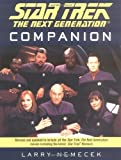 The Next Generation Companion, Larry Nemecek, 0743457986