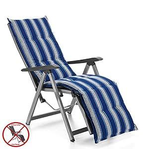 –Fregadero para Relax sillón relax–Fregadero Sun Garden Naxos e-20581–110en azul