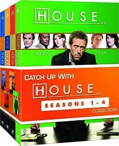 House, M.D.: Seasons 1-4