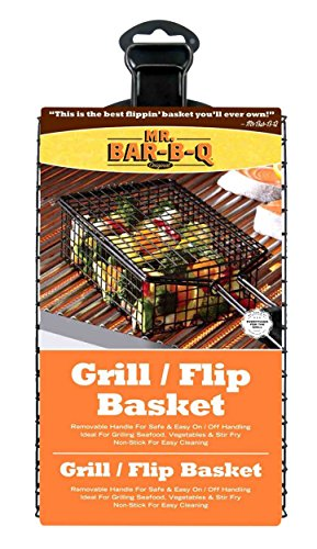 Price comparison product image Mr.BarBQ 06762X Non-Stick Grilling Basket