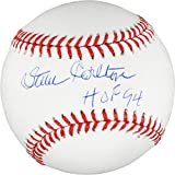 Steve Carlton Philadelphia Phillies Autographed Baseball with HOF 94 Inscription - Fanatics Authentic Certified