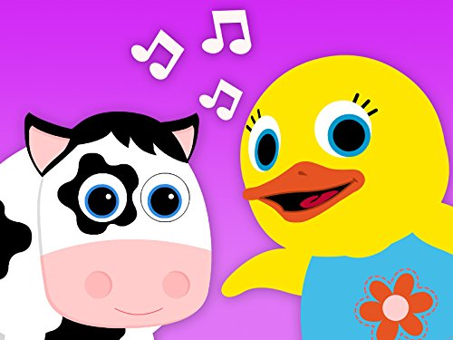 Animal Fun With Tillie the Duck - Animals & Their Sounds