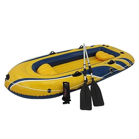 DMBHW Rafting al Aire Libre 3 Personas Barca Hinchable ...