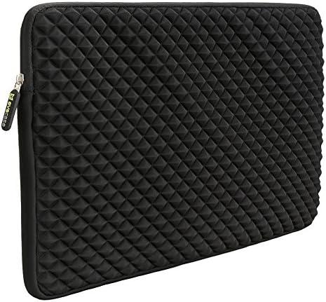 Xxh 15Inch Laptop Sleeve Case Ball Smoke Neoprene Cover Bag Compatible IPad Pro