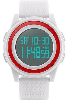 Gosasa New Sport Watch LED Electronic Digital Watch 5ATM Waterproof Outdoor Sport Watches For Women Men