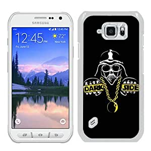 Hot Sale Samsung Galaxy S6 Active Case ,Unique And Durable Designed Case With Darth Vader Star Wars white Samsung Galaxy S6 Active Cover Phone Case