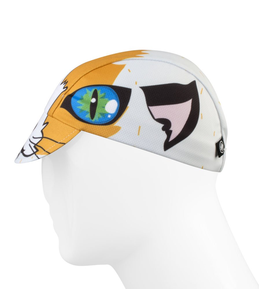 Alley Cat Cyling Cap - Made in the USA by Aero Tech Designs (Image #3)