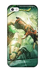 Nick Watson's Shop 2015 5139674K43327373 Cammy In The Street Fighter Durable Iphone 5/5s Tpu Flexible Soft Case