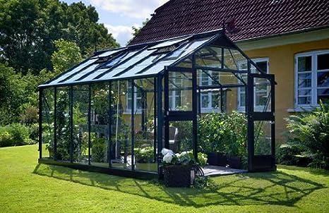 Juliana Invernadero Premium 13.0 aluminio Blank Cristal: Amazon.es: Jardín