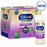 Enfamil NeuroPro Gentlease Infant Formula - Clinically Proven to reduce fussiness, gas, crying in 24 hours - Ready to Use Liquid Nursette Bottles, 2 fl oz (6 count) Packaging May Vary