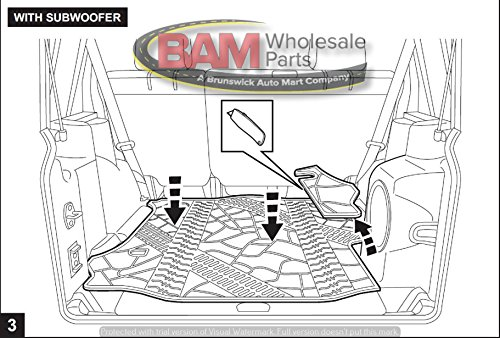 Jeep Wrangler Wiring Diagrams furthermore 1999 Jeep Wrangler Back Seat Brackets Diagram further Showthread further 2011 Jeep Patriot Fuse Box Diagram in addition B0198yy13a. on 2012 jeep wrangler subwoofer