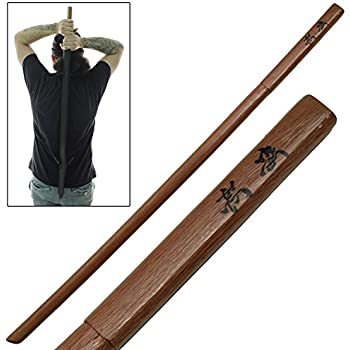 Aikido Japanese Martial Arts Practice Bokken FREE Sheath Combo