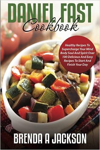 daniel diet recipe books
