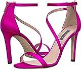 SJP by Sarah Jessica Parker Women's Serpentine Heeled Sandal, Candy, 38 B EU (7.5 US)