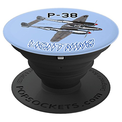 Used, P-38 Lightning World War II Aircraft PopSocket - PopSockets for sale  Delivered anywhere in USA