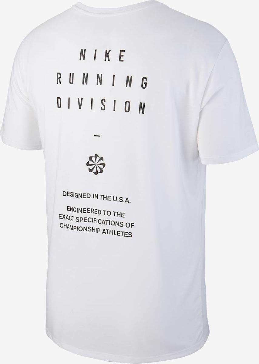 Nike Herren Dri fit Run Division T Shirt: : Sport