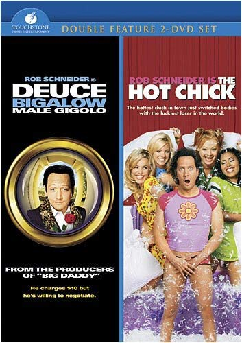- Deuce Bigalow: Male Gigolo/The Hot Chick 2-Movie Collection