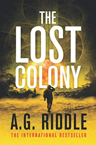 The Lost Colony (The Long Winter Trilogy)