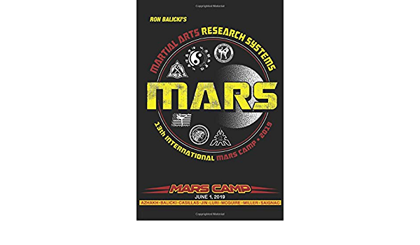 MARS Camp 2019 (Ron Balicki): Amazon.es: Balicki, Ron ...