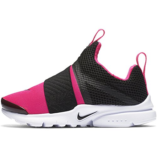 Nike Presto Extreme (PS) Little Kids Shoes Black/Pink/PrimeWhite 870024-004 (2 M US)