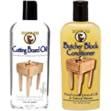 Howard Cutting Board Oil(12oz)&Conditioner(12oz) 調理器具専用のウッドケア製品