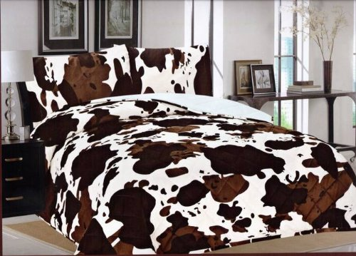 Animal Print Bedding Room Decor
